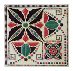 Elements Designs DH3663 - Victorian Sampler