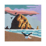 Claire Lloyd Designs CL3612 - Haystack Rock / Medium