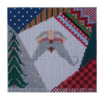 Cricket Collection by Vicki Hastings VH3606 - Santa Patches