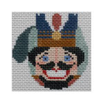 Cricket Collection by Vicki Hastings VH3603 - Nutcracker Mitten