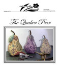Amaryllis Artworks Quaker Pear, The