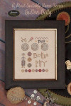 14-1266 Button Betty 63 x 81 Jeannette Douglas Designs