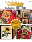 13-2219 Just CrossStitch Coll. DVD (2001-2010) by Just CrossStitc