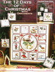 09-2207 12 Days Of Christmas With Ornaments Stoney Creek Collection