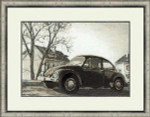 RL1177 Riolis Cross Stitch Kit The Beetle
