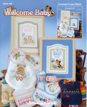 08-1686 Welcome Baby by Stoney Creek Collection