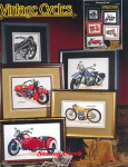 08-2766 Vintage Cycles by Stoney Creek Collection