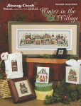 10-1224 Winter In The Village by Stoney Creek Collection 250 X 71