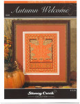 09-1201 Autumn Welcome (Chartpack) by Stoney Creek Collection
