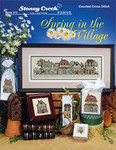 10-1225 Spring In The Village by Stoney Creek Collection 251 x 72