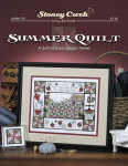 11-1618 Summer Quilt by Stoney Creek Collection 137 x 105