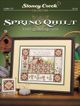 11-1617 Spring Quilt 137 x 105 Stoney Creek Collection