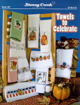 08-2073 Towels To Celebrate by Stoney Creek Collection