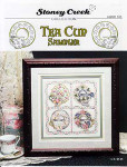 01-2468 Tea Cup Sampler Stoney Creek Collection