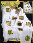 04-1650 Cabin Classic Afghan Stoney Creek Collection