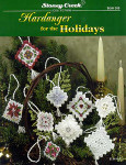 02-2603 Hardanger For The Holiday by Stoney Creek Collection