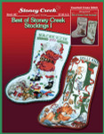 07-2125 Stockings I (Best Of Stoney Creek) by Stoney Creek Collection