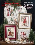10-2595 Santa Collectors Series Stoney Creek Collection
