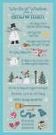 14-1355 Snowman Wisdom 118 x 223 Sue Hillis Designs  YT