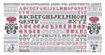 Jan Houtman Designs jh53 Letters blijven facineren