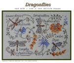 Filigram F-D Dragonflies