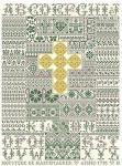 Jan Houtman Designs jh08 Byzanthium Cross