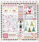 Jan Houtman Designs jh47 Christmas Wishes 1999