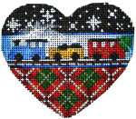 CT-1245 Train Heart Associated Talents