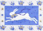 LR3003 Provence Rabbit 10X14 13 Mesh Cooper Oaks Designs