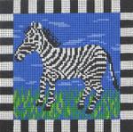 MML926 Zaire Zebra 5X5 18 Mesh Cooper Oaks Designsn