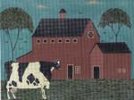 WK2059 Nellie's Barn 12X15 13 Mesh Cooper Oaks Designs