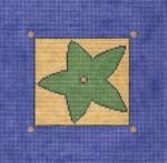 WK2014B Green Star 8X8 13 Mesh Cooper Oaks Designs