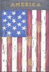 WK2028A America 8.5X12 13 Mesh Cooper Oaks Designs