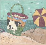 WK2029 Bessie By the Sea 9X9 18 Mesh Cooper Oaks Designs