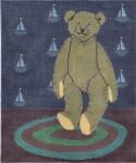 WK2060 Sailor Bear 12X12 13 Mesh Cooper Oaks Designs