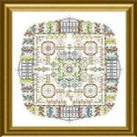 Papillon Creations PC041 Castle Garden (xs version)