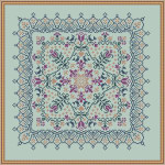 Papillon Creations PC024 Midnight Garden