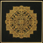 Sampler Cove Designs SC1017 Kaleidoscope Flower