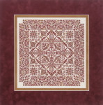 Sampler Cove Designs SC1029 Leona
