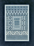 Sampler Cove Designs SC1015 Spanish Bleu