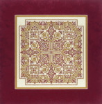 Sampler Cove Designs SC1026 Enya