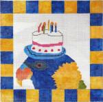 Waterweave C120 Party Parrot 18 mesh 8 x 8