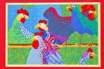 Waterweave C152 Chicken Chat 18 mesh 12 x 8