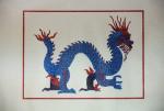 Waterweave CO1420 Emperor's Dragon 18 mesh 10 x 7