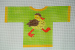 Waterweave CO1402 Duck Sweater 18 mesh 6 x 4 hanger and stitch guide included