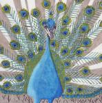 Waterweave C155 Peacock 13 mesh 10 x 10