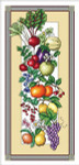 12-1939 Fruits And Veggies by Vickery Collection