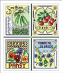 13-2727 Seed Packets by Vickery Collection 160 x 192