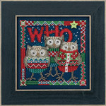 MH143306 Mill Hill Buttons and Bead Kit Who Trio (2013)