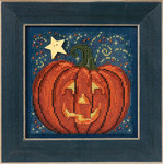 MH143206 Mill Hill Buttons and Bead Kit Midnight Pumpkin (2013)